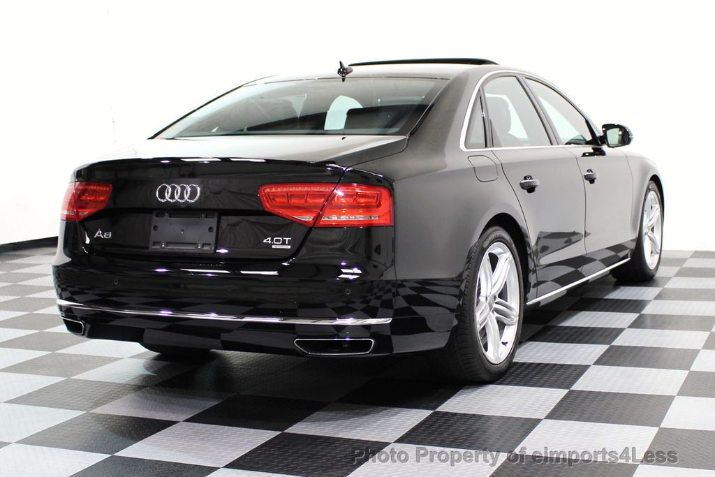 2014 Used Audi A8 Certified A8 4 0t Quattro Sport Plus Package Awd