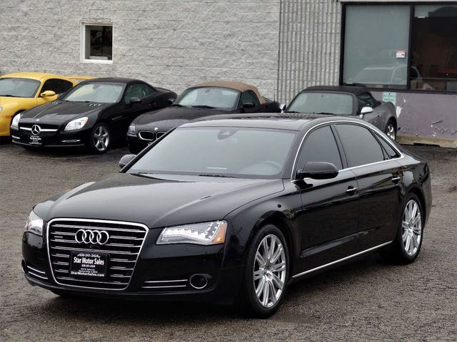 2014 Audi A8 L 4dr Sedan 4.0L - Click to see full-size photo viewer