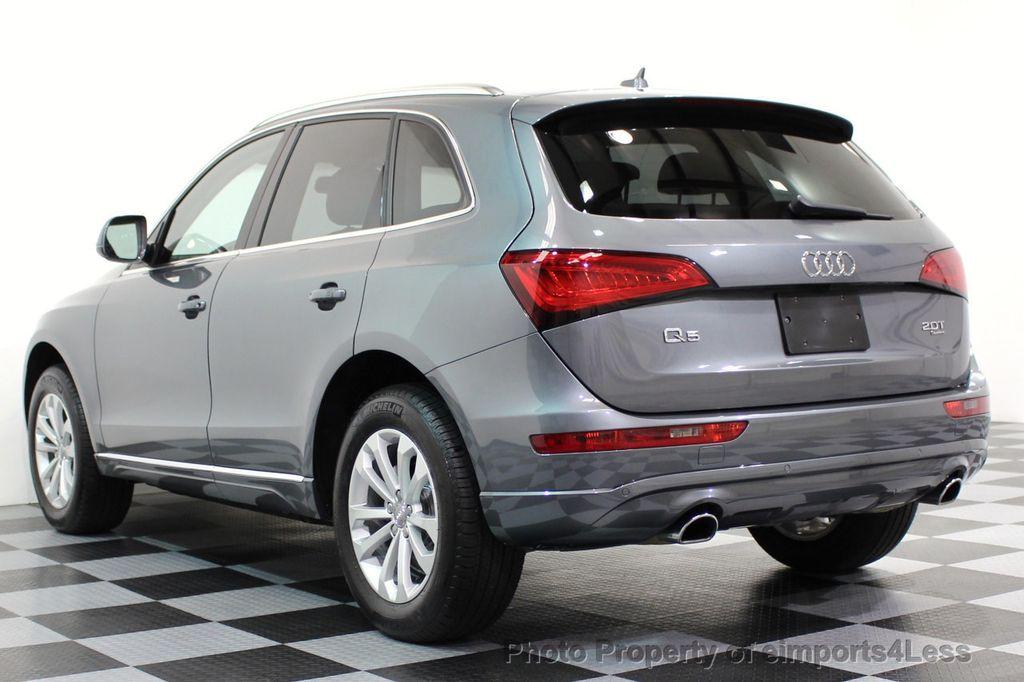 2014 Audi Q5 CERTIFIED Q5 2.0T Quattro AWD CAMERA / NAVIGATION - 16876558 - 15
