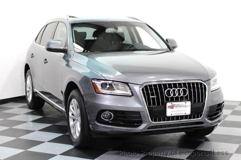 2014 Audi Q5 CERTIFIED Q5 2.0T Quattro AWD CAMERA / NAVIGATION - 16876558 - 1