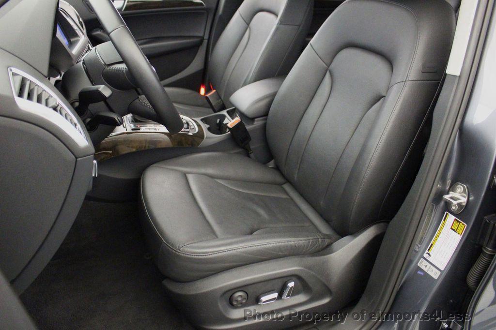2014 Audi Q5 CERTIFIED Q5 2.0T Quattro AWD CAMERA / NAVIGATION - 16876558 - 22