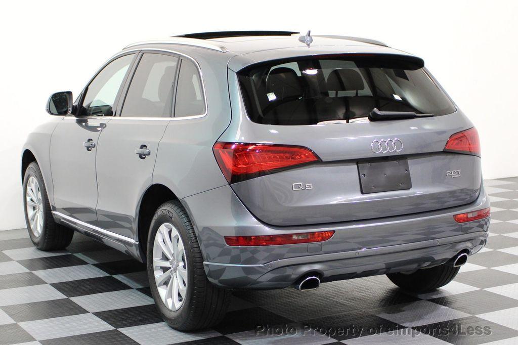 2014 Audi Q5 CERTIFIED Q5 2.0T Quattro AWD CAMERA / NAVIGATION - 16876558 - 28