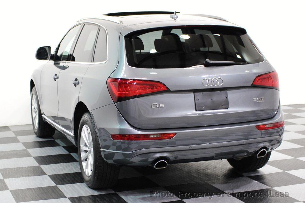 2014 Audi Q5 CERTIFIED Q5 2.0T Quattro AWD CAMERA / NAVIGATION - 16876558 - 2