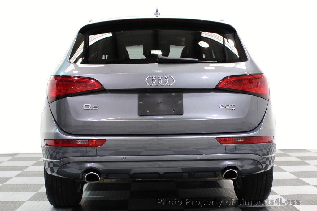 2014 Audi Q5 CERTIFIED Q5 2.0T Quattro AWD CAMERA / NAVIGATION - 16876558 - 29