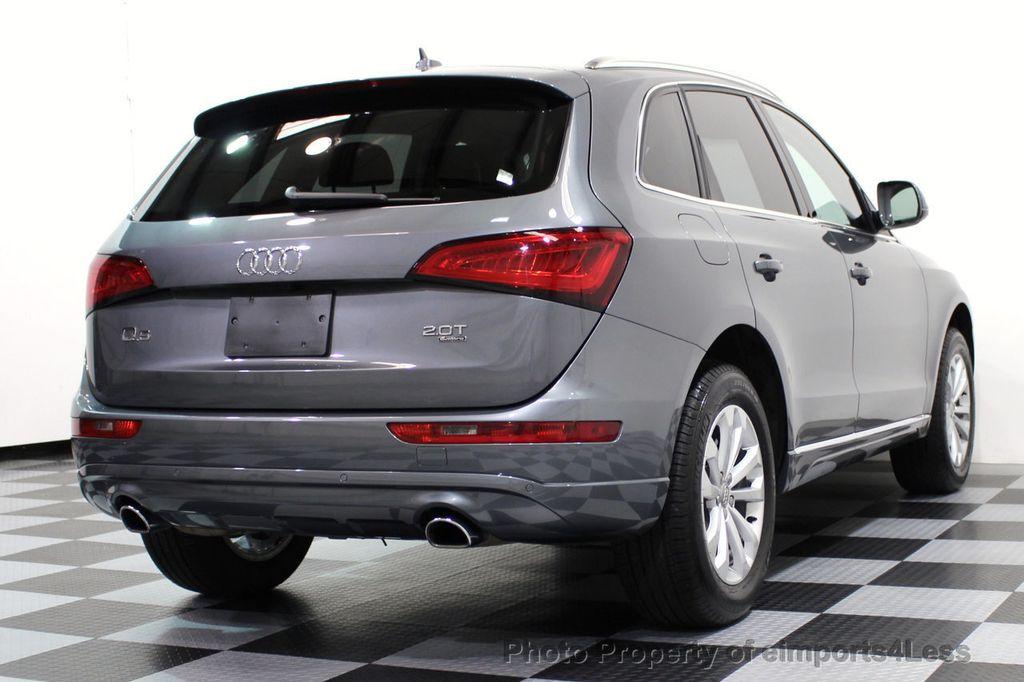 2014 Audi Q5 CERTIFIED Q5 2.0T Quattro AWD CAMERA / NAVIGATION - 16876558 - 30