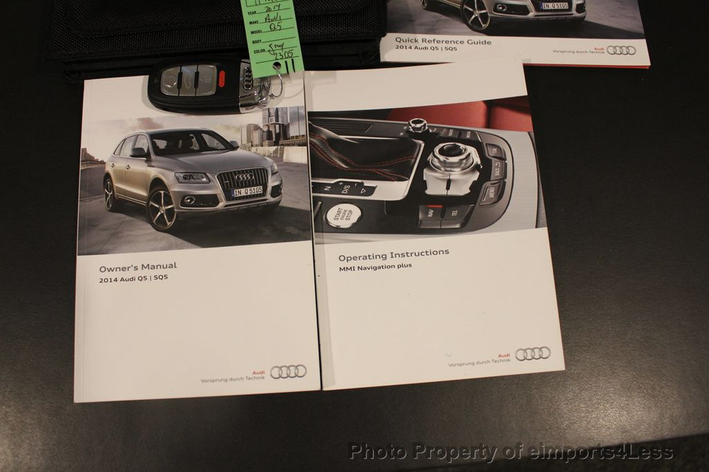 2014 Audi Q5 CERTIFIED Q5 2.0T Quattro AWD CAMERA / NAVIGATION - 16876558 - 35