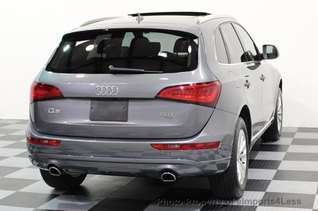 2014 Audi Q5 CERTIFIED Q5 2.0T Quattro AWD CAMERA / NAVIGATION - 16876558 - 41
