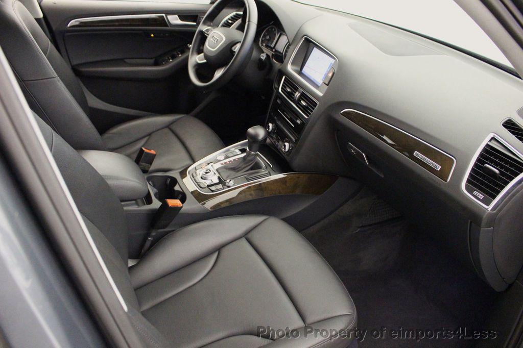 2014 Audi Q5 CERTIFIED Q5 2.0T Quattro AWD CAMERA / NAVIGATION - 16876558 - 43