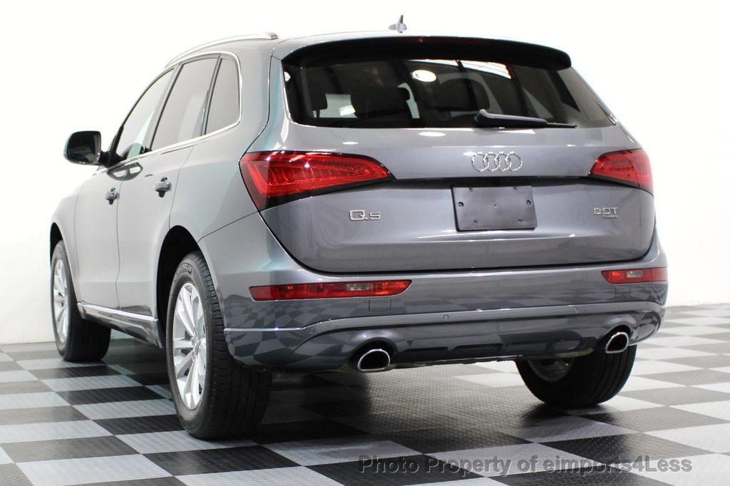 2014 Audi Q5 CERTIFIED Q5 2.0T Quattro AWD CAMERA / NAVIGATION - 16876558 - 49