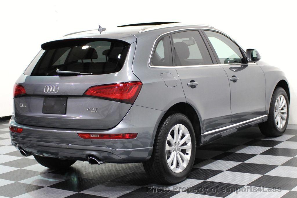 2014 Audi Q5 CERTIFIED Q5 2.0T Quattro AWD CAMERA / NAVIGATION - 16876558 - 50