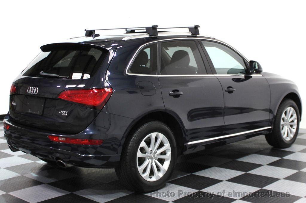 2014 Used Audi Q5 CERTIFIED Q5 2.0t Quattro AWD SUV CAMERA