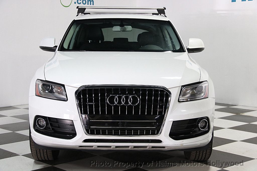 2014 Used Audi Q5 quattro 4dr 2.0T Premium at Haims Motors Serving