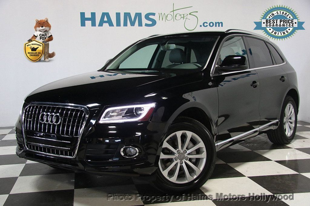 Used Audi Q Quattro Dr T Premium At Haims Motors Serving - Audi dealers in south florida
