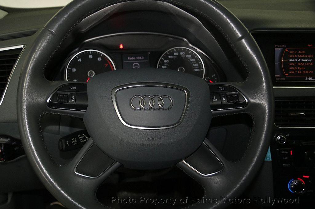 2014 Audi Q5 quattro 4dr 2.0T Premium - 17069838 - 25