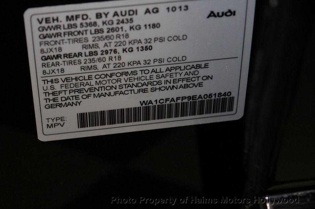 2014 Audi Q5 quattro 4dr 2.0T Premium - 17069838 - 29