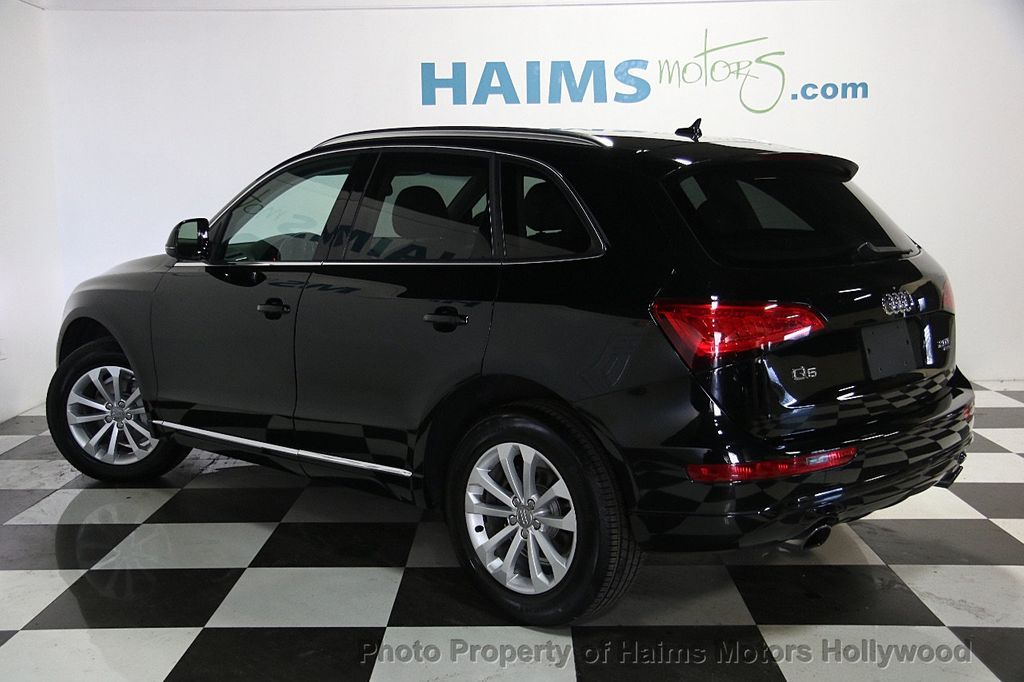 2014 Audi Q5 quattro 4dr 2.0T Premium - 17069838 - 4