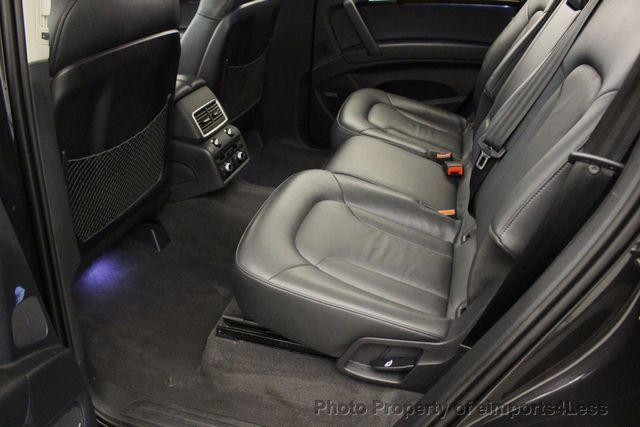 2014 Audi Q7 CERTIFIED Q7 3.0t Quattro PREMIUM PLUS AWD CAMERA NAV - 16676623 - 9