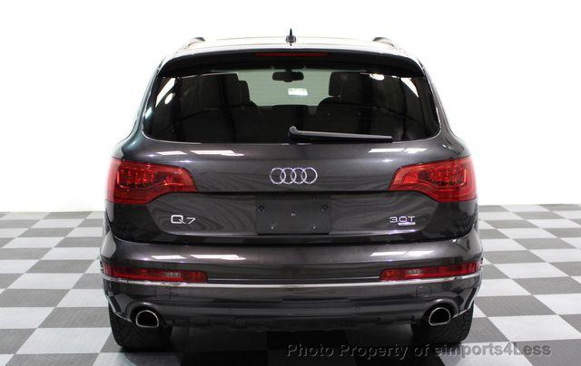 2014 Audi Q7 CERTIFIED Q7 3.0t Quattro PREMIUM PLUS AWD CAMERA NAV - 16676623 - 16