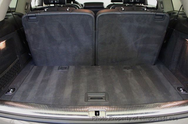 2014 Audi Q7 CERTIFIED Q7 3.0t Quattro PREMIUM PLUS AWD CAMERA NAV - 16676623 - 21
