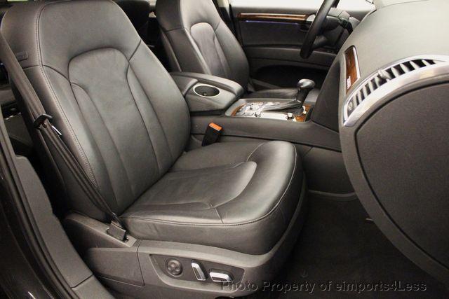 2014 Audi Q7 CERTIFIED Q7 3.0t Quattro PREMIUM PLUS AWD CAMERA NAV - 16676623 - 23