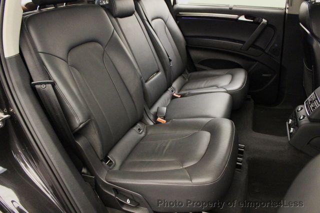 2014 Audi Q7 CERTIFIED Q7 3.0t Quattro PREMIUM PLUS AWD CAMERA NAV - 16676623 - 24