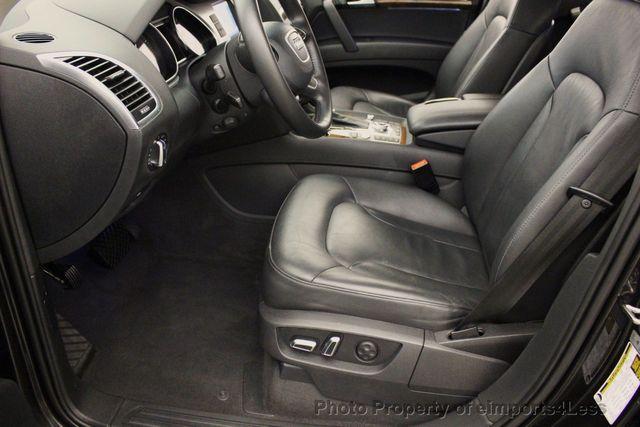 2014 Audi Q7 CERTIFIED Q7 3.0t Quattro PREMIUM PLUS AWD CAMERA NAV - 16676623 - 34