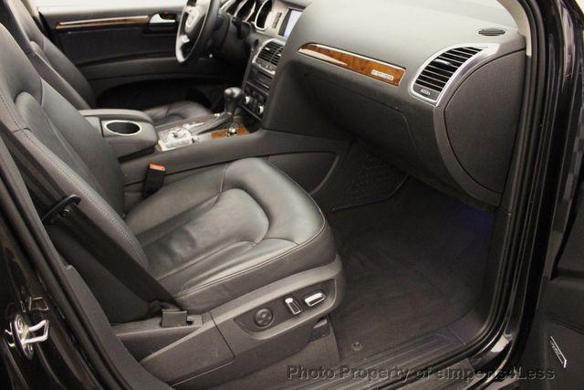 2014 Audi Q7 CERTIFIED Q7 3.0t Quattro PREMIUM PLUS AWD CAMERA NAV - 16676623 - 35