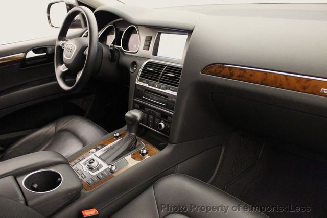 2014 Audi Q7 CERTIFIED Q7 3.0t Quattro PREMIUM PLUS AWD CAMERA NAV - 16676623 - 37