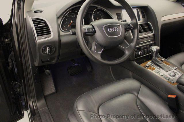2014 Audi Q7 CERTIFIED Q7 3.0t Quattro PREMIUM PLUS AWD CAMERA NAV - 16676623 - 38