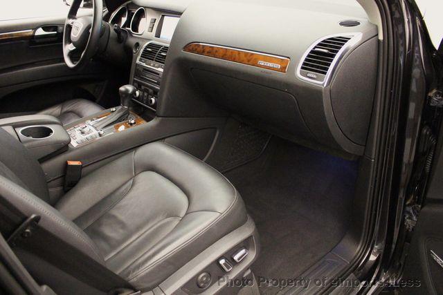 2014 Audi Q7 CERTIFIED Q7 3.0t Quattro PREMIUM PLUS AWD CAMERA NAV - 16676623 - 39