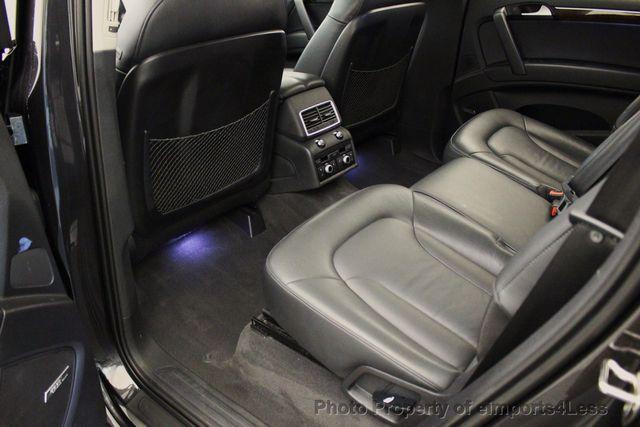 2014 Audi Q7 CERTIFIED Q7 3.0t Quattro PREMIUM PLUS AWD CAMERA NAV - 16676623 - 40