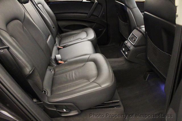 2014 Audi Q7 CERTIFIED Q7 3.0t Quattro PREMIUM PLUS AWD CAMERA NAV - 16676623 - 42