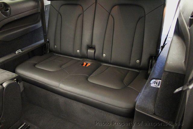 2014 Audi Q7 CERTIFIED Q7 3.0t Quattro PREMIUM PLUS AWD CAMERA NAV - 16676623 - 43