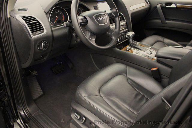 2014 Audi Q7 CERTIFIED Q7 3.0t Quattro PREMIUM PLUS AWD CAMERA NAV - 16676623 - 7