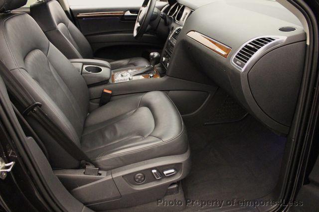 2014 Audi Q7 CERTIFIED Q7 3.0t Quattro PREMIUM PLUS AWD CAMERA NAV - 16676623 - 8