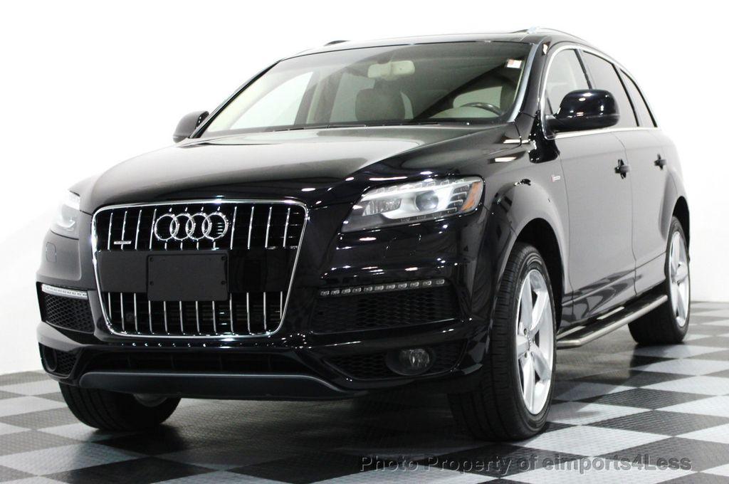 2014 Audi Q7 3.0 Ts Line Prestige >> 2014 Used Audi Q7 CERTIFIED Q7 3.0T S-LINE PRESTIGE QUATTRO AWD CAM / NAV at eimports4Less ...
