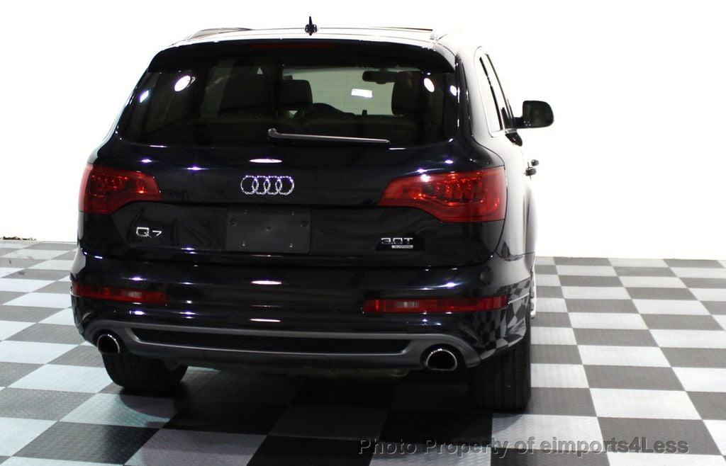 2014 Audi Q7 3.0 Ts Line Prestige >> 2014 Used Audi Q7 CERTIFIED Q7 3.0T S-LINE PRESTIGE ...