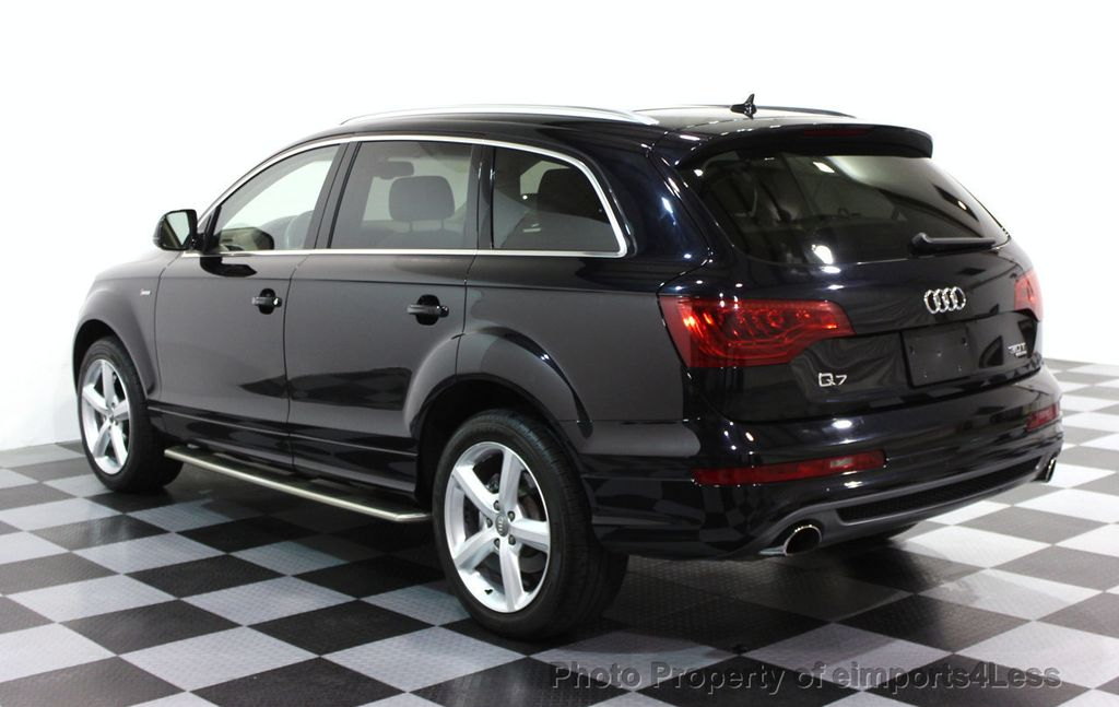 2014 used audi q7 certified q7 3 0t s line prestige. Black Bedroom Furniture Sets. Home Design Ideas