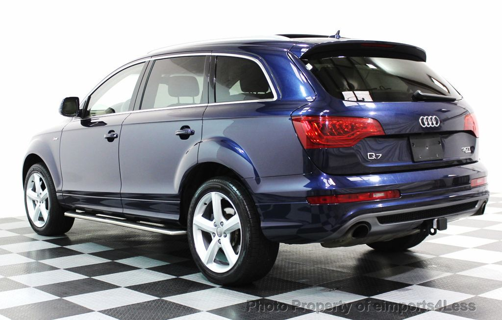 2014 Audi Q7 3.0 Ts Line Prestige >> 2014 Used Audi Q7 CERTIFIED Q7 3.0T S-Line PRESTIGE Quattro AWD SUV NAV at eimports4Less Serving ...
