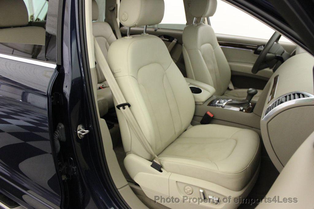 q7 audi prestige 0t line quattro nav awd suv certified cars