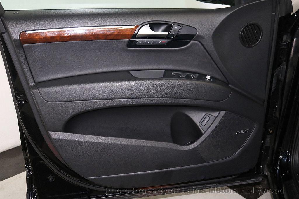 2014 Audi Q7 quattro 4dr 3.0L TDI Premium Plus - 18172169 - 11