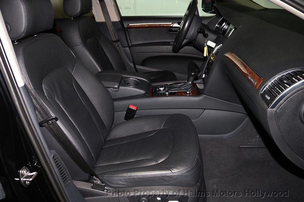2014 Audi Q7 quattro 4dr 3.0L TDI Premium Plus - 18172169 - 15