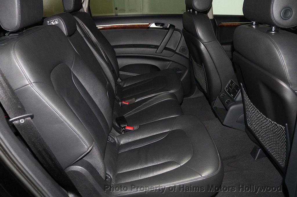 2014 Audi Q7 quattro 4dr 3.0L TDI Premium Plus - 18172169 - 16