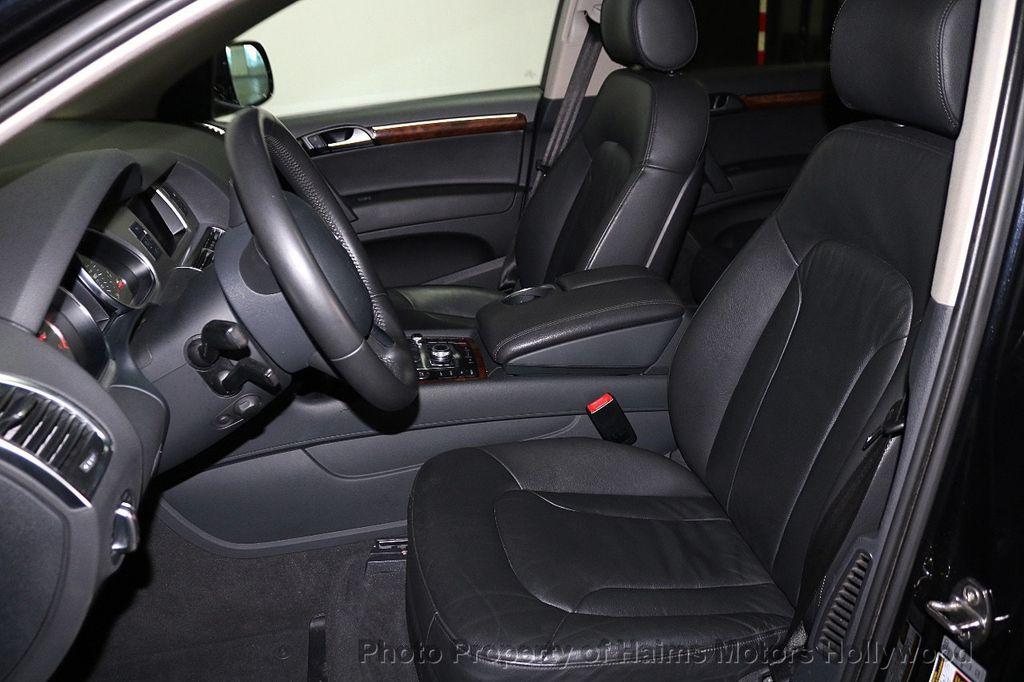 2014 Audi Q7 quattro 4dr 3.0L TDI Premium Plus - 18172169 - 20