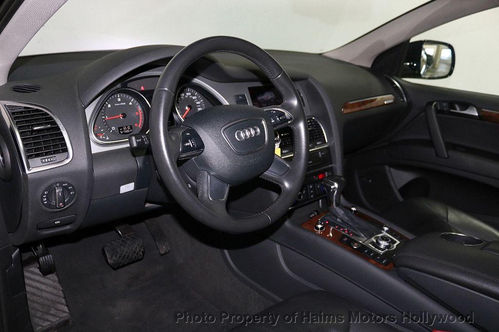2014 Audi Q7 quattro 4dr 3.0L TDI Premium Plus - 18172169 - 21
