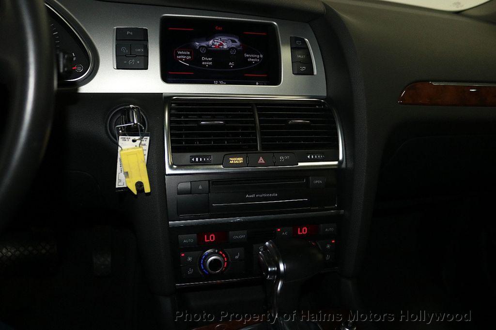 2014 Audi Q7 quattro 4dr 3.0L TDI Premium Plus - 18172169 - 23