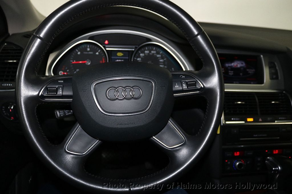 2014 Audi Q7 quattro 4dr 3.0L TDI Premium Plus - 18172169 - 31