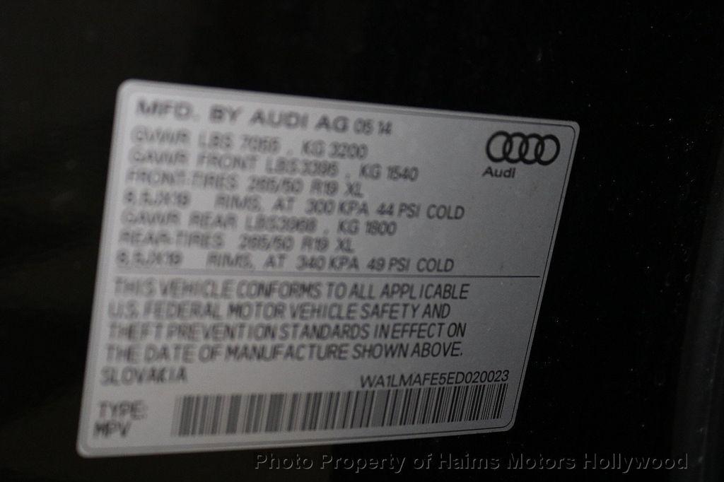 2014 Audi Q7 quattro 4dr 3.0L TDI Premium Plus - 18172169 - 38