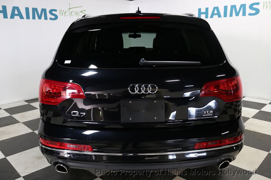 2014 Audi Q7 quattro 4dr 3.0L TDI Premium Plus - 18172169 - 5