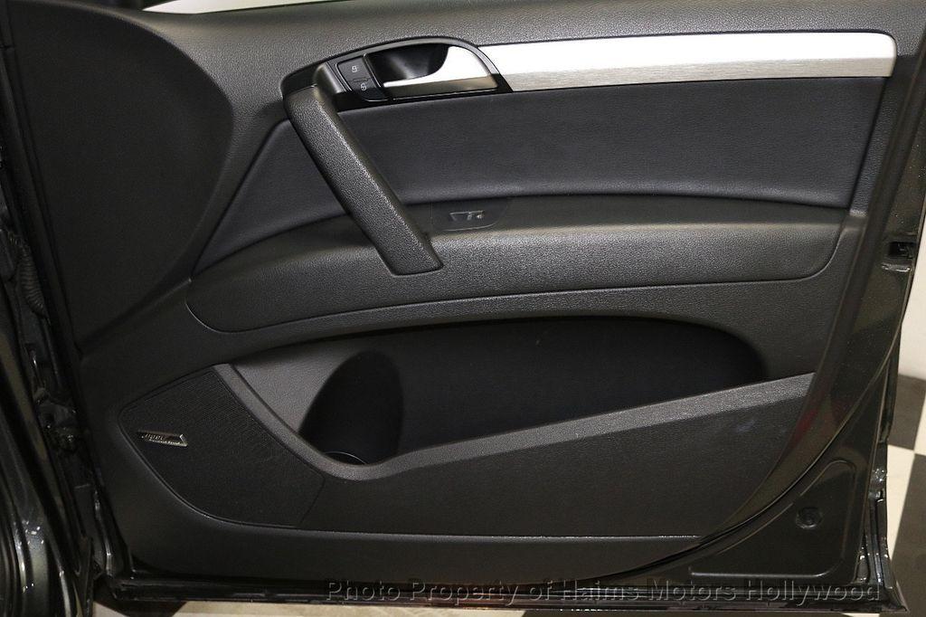2014 Audi Q7 quattro 4dr 3.0L TDI Prestige - 18571027 - 15